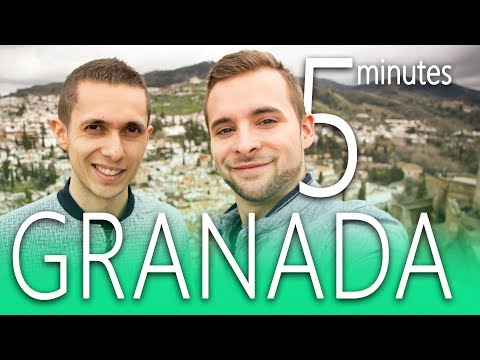 GRANADA in 5 minutes | Travel Guide | TOP Highlights
