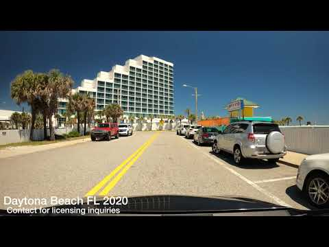 Driving tour Daytona Beach FL