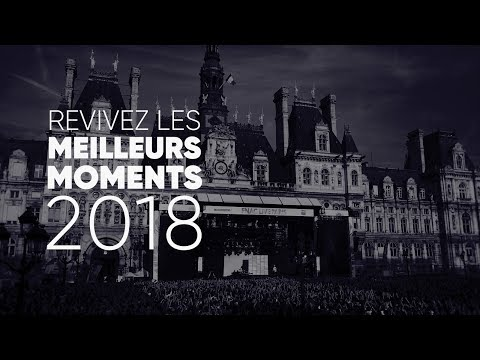 FESTIVAL FNAC LIVE PARIS 2018 - LE BEST OF
