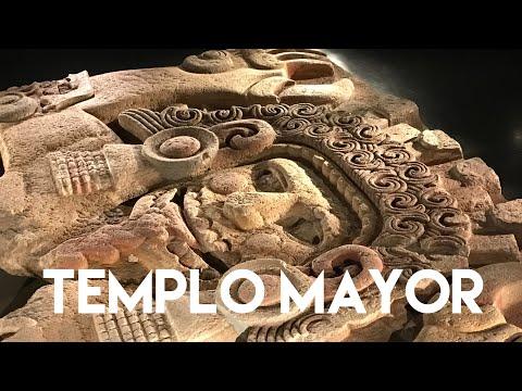 Recorriendo el Templo Mayor de Tenochtitlan - Ciudad de México