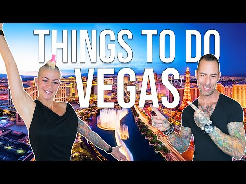 TOP THINGS TO DO IN LAS VEGAS 2020 - TRAVEL GUIDE