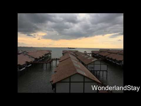 WonderlandStay - Water Chalet at Port Dickson