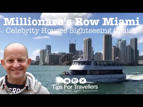 Miami Millionaire Row Island Queen Cruise. Overview and review