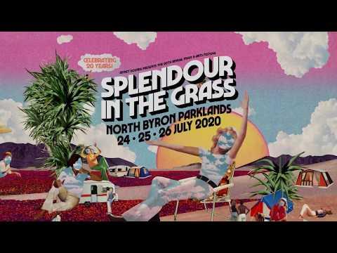 Splendour in the Grass Music Festival 2020 | Full Line-Up Announce