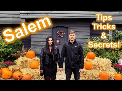 Salem Massachusetts | Tips, Tricks & Secrets!
