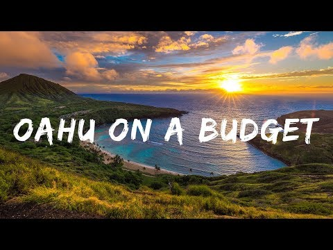 Travel OAHU HAWAII On A BUDGET