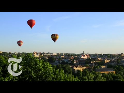 What to Do in Vilnius, Lithuania   36 Hours Travel Videos   The New York Times