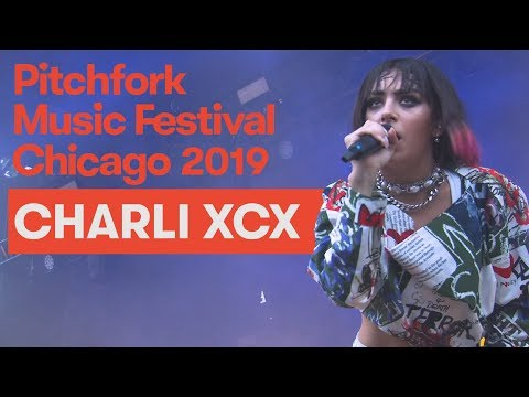 Charli XCX Live in Chicago | Pitchfork Music Festival 2019