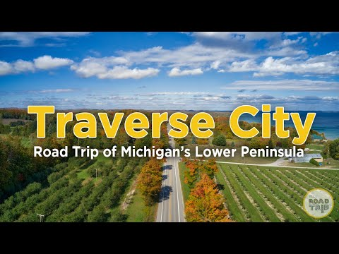 Traverse City Road Trip - Discover the top things to see and do!
