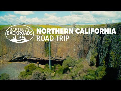 Best places to visit in Northern California | Bartell's Backroads