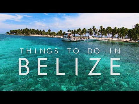 Things To Do in BELIZE   UNILAD Adventure