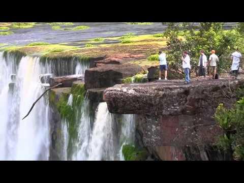 Kaieteur Falls. Guyana ,Take off with captain John.