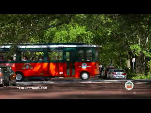 Savannah Tours Voted #1 | See The Best First With Old Town Trolley