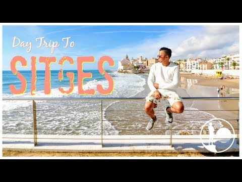 Sitges Day Trip From Barcelona | Spain Travel Guide