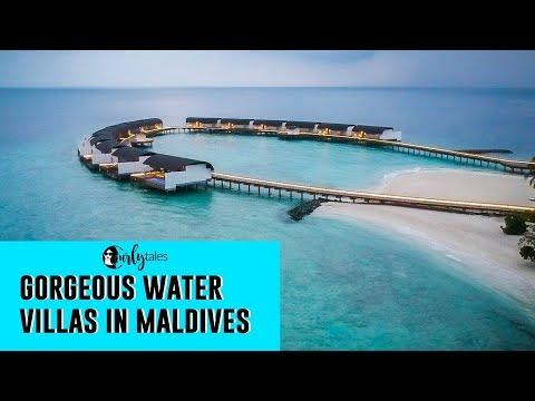 Gorgeous Water Villas At Westin Maldives - Miriandhoo Resort | Curly Tales