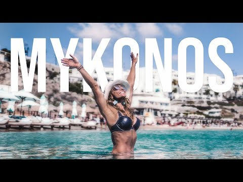 Mykonos Greece, The BEST party Island! What to do