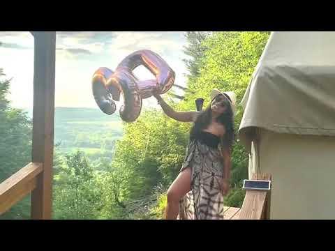 Glamping,at Blue Mountain Resort, Poconos , Pennsylvania, switchback ridge glamping camp site