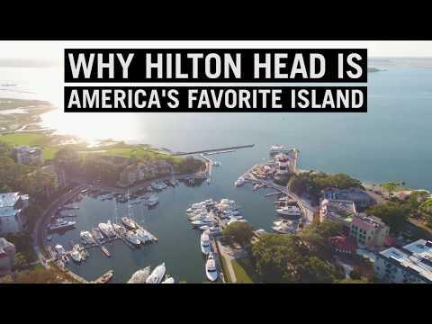 Hilton Head: Best US Island   World's Best 2018   Travel + Leisure