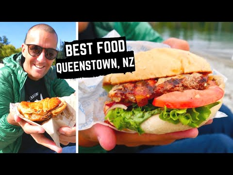 QUEENSTOWN FOOD GUIDE   Best FOOD in Queenstown, NEW ZEALAND   NZ food tour