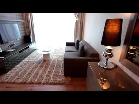 Pan Pacific Serviced Suites on Beach Road Singapore - Hotel Video Guide