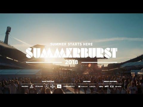 SUMMERBURST 2018 - The official Summerburst Aftermovie 2018