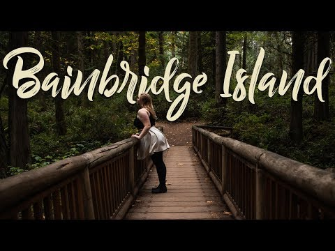 A Day On Bainbridge Island || Diana Brandt