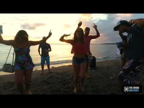 Magma Fest Drone Video - Isla de Ometepe Nicaragua