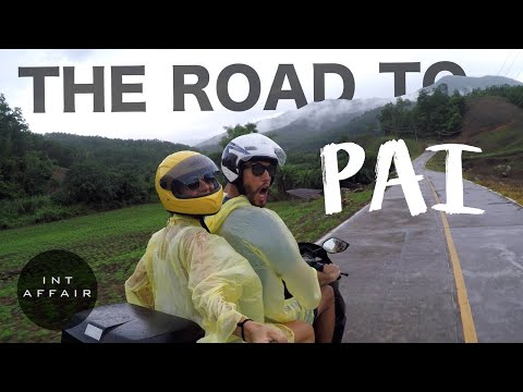 What To Do in Pai, Thailand (& Getting LOST on The Mae Hong Son Loop)