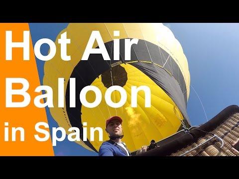 Hot Air Ballooning in Barcelona