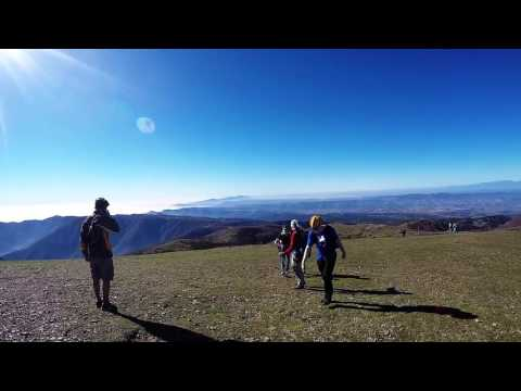 Matagalls, summit of the Montseny Natural Park, near Barcelona