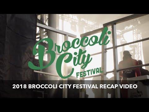 2018 Broccoli City Festival Recap