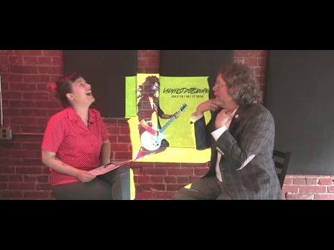 HughShows Special Episode: Ladyfest Pittsburgh 2016