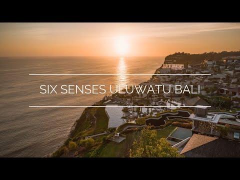 Luxury Resort Video Six Senses Resort and Spa Uluwatu Bali
