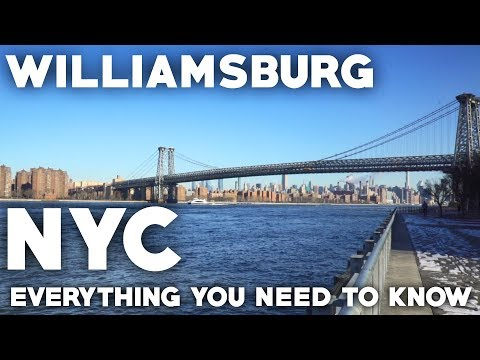 Williamsburg Brooklyn Travel Guide: Everything you need to know