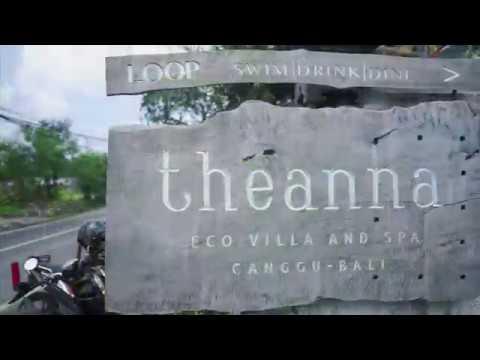 Honeymoon villa in Canggu - Theanna Eco Villa and Spa