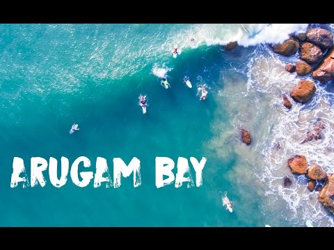 ARUGAM BAY 2017 - THE SURFING PARADISE OF SRI LANKA