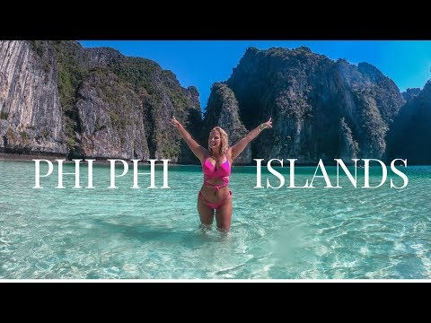 MAGICAL PHI PHI ISLANDS TOUR | WHAT TO EXPECT FROM KO PHI PHI THAILAND