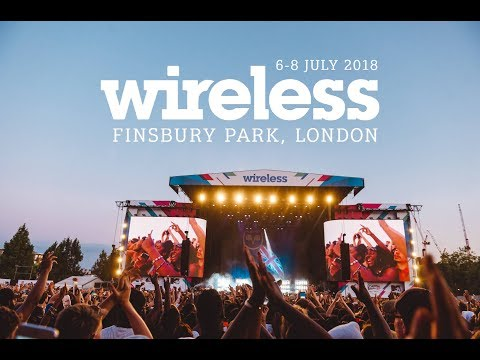 Wireless Festival 2018 Highlights