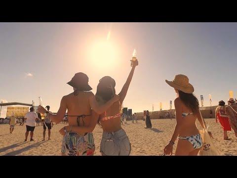 Corona Sunsets Festival 2016 - Okinawa