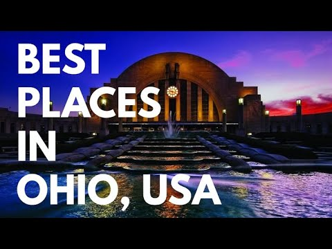 The Best Travel Destinations in Ohio USA