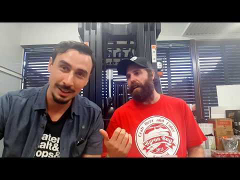 Interview with Jules at The Byron Bay Craft Beer and Cider Fest