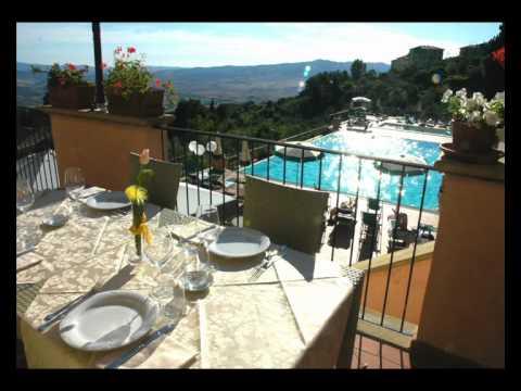 4 Star Hotel in Volterra, Tuscany - Park Hotel le Fonti