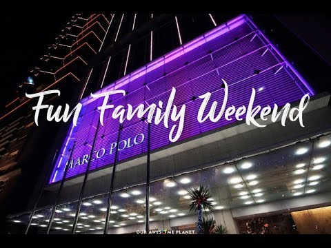 Fun Family Weekend at Marco Polo