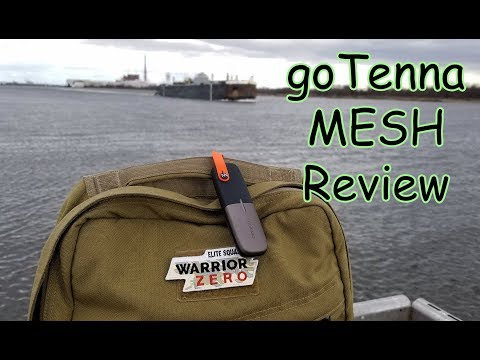 goTenna MESH Review -Off Grid Communication