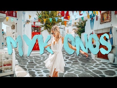 MYKONOS GREECE TRAVEL GUIDE (Top Things To Do In 2019)
