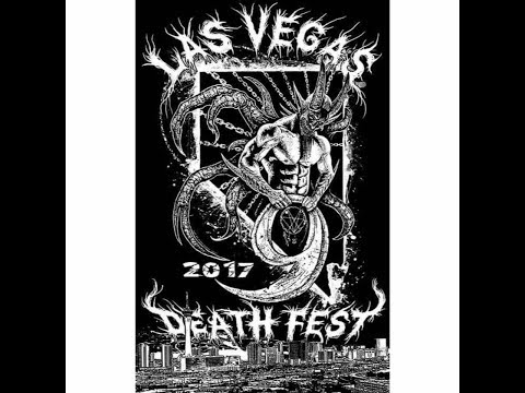 Las Vegas Death Fest 2017 Recap - Day 1