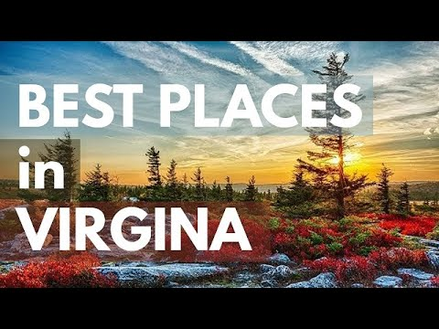 The Best Travel Destinations in Virginia USA