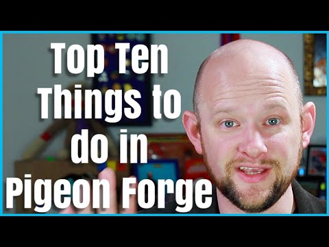 Impossibilities' Top Ten Things to do in Pigeon Forge, Tennessee