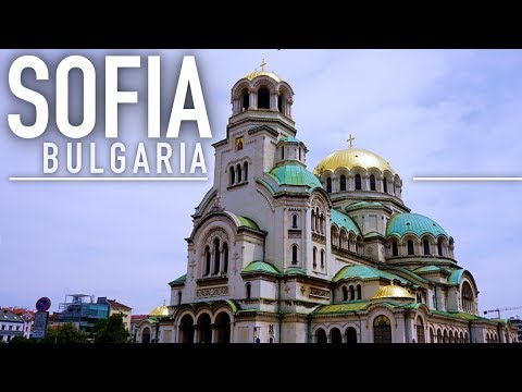 How To Spend Your First Day In Sofia!   Bulgaria On A Budget 🇧🇬