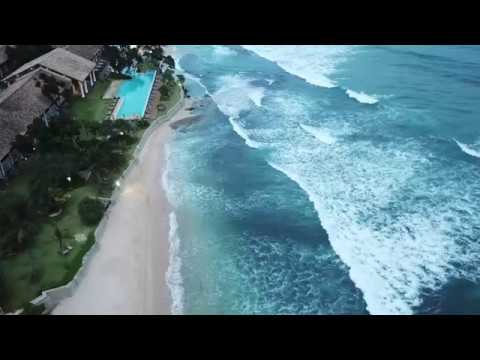 Beautiful Sri Lanka - Koggala coast line [Mavic Pro - Platinum]
